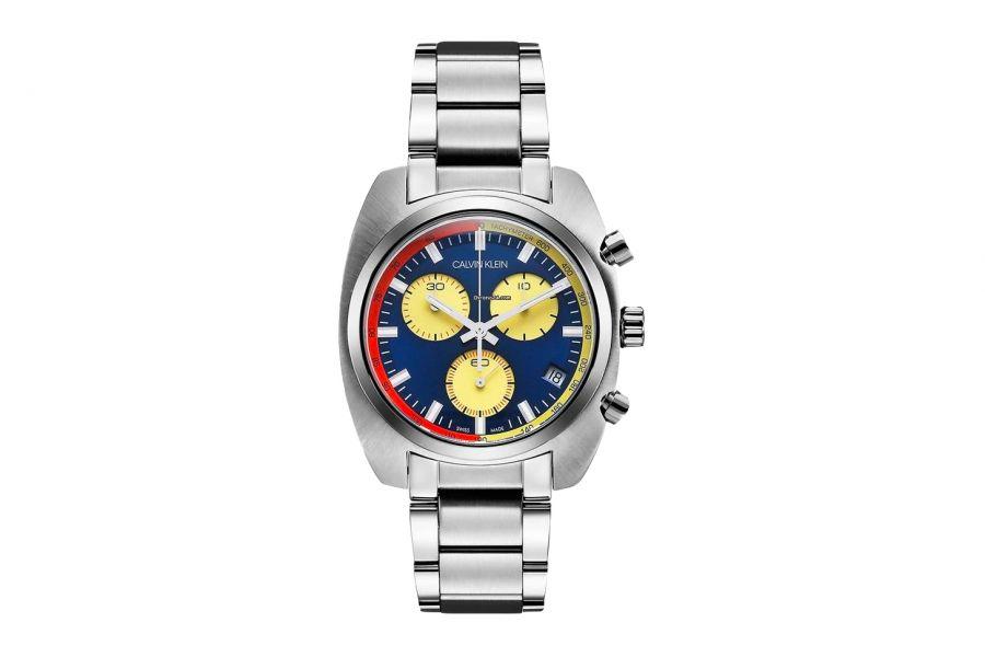 Calvin Klein K8W3714N Heren Horloge 43 mm WR 50mt