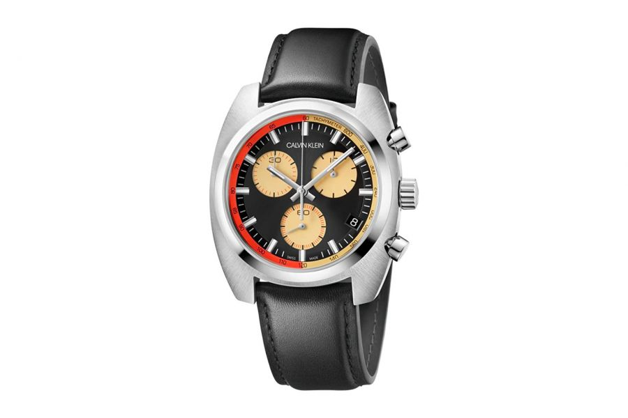 Calvin Klein K8W371C1 Heren Horloge 43 mm WR 50mt