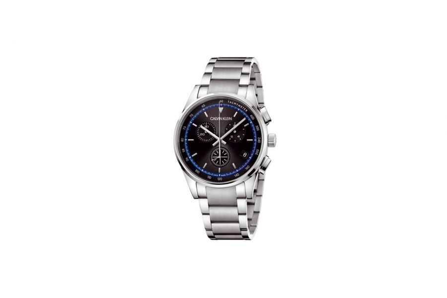 Calvin Klein KAM27141 Heren Horloge 43 mm WR 50mt