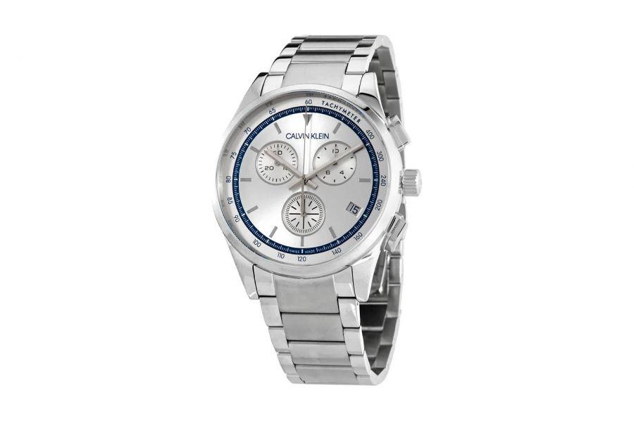 Calvin Klein KAM27146 Heren Horloge 43 mm WR 50mt