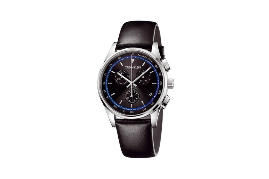 Calvin Klein KAM271C1 Heren Horloge 43 mm WR 50mt
