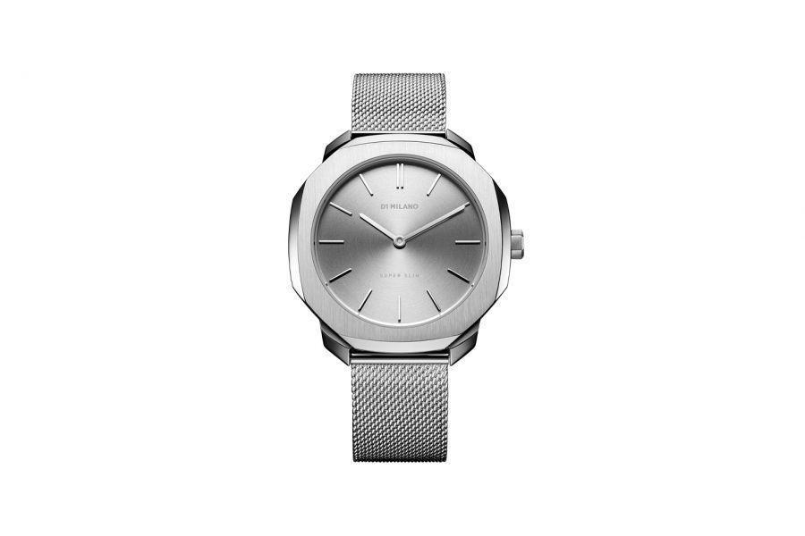 D1 Milano SSML01 Heren Horloge 36mm 5ATM