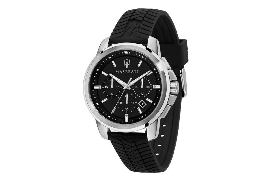 Maserati Successo R8871621014 Horloge Heren 44mm 5 ATM