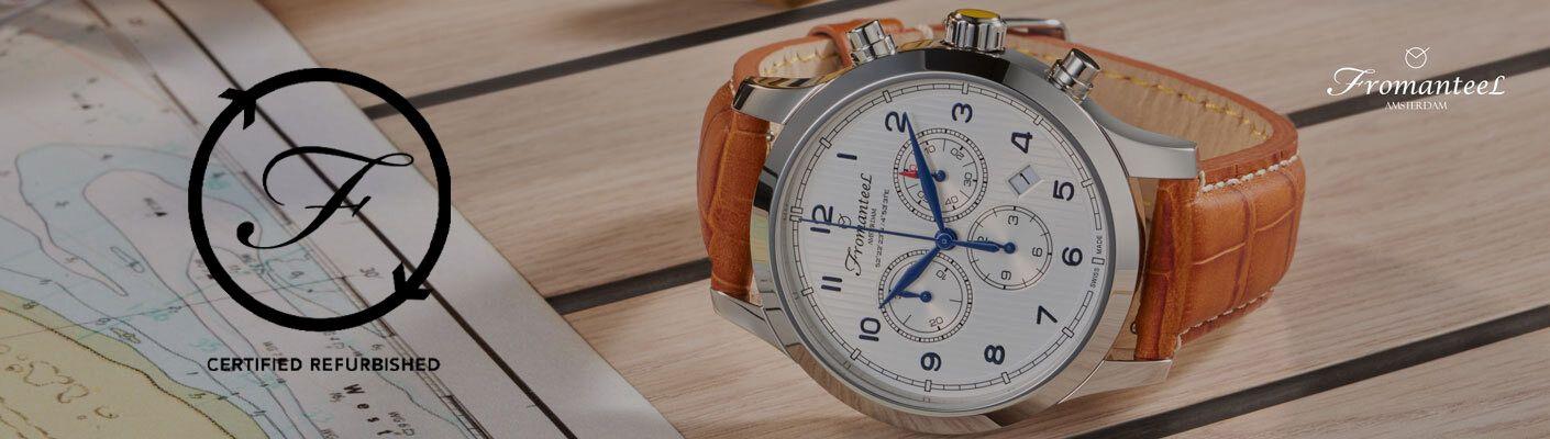Fromanteel Certified Refurbished Horloges